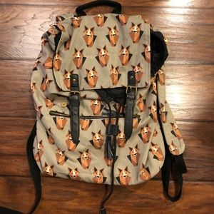 Women s Fox Backpack on Poshmark 6af2dd41e5a0e